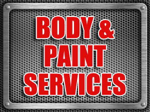 Body and Paint Services